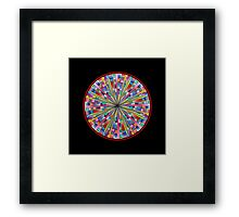 Falling Within Framed Print