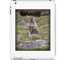 ~ Bennetts Wallaby ~ iPad Case/Skin