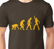 evolution - Saturday Night Fever Unisex T-Shirt