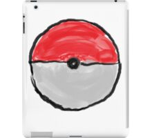 Pokeball shirts, pillows, posters, etc!!! iPad Case/Skin
