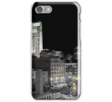 Omaha Night Lights iPhone Case/Skin