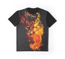I Will Burn You - Text Edition Graphic T-Shirt