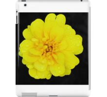 Yellow iPad Case/Skin