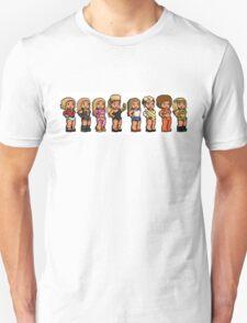 Pixel Beyoncé's Unisex T-Shirt