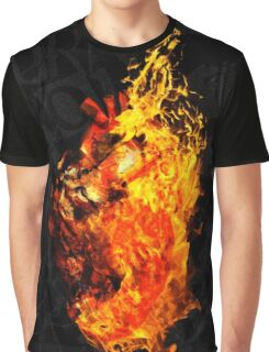 I Will Burn the HEART Out of You Graphic T-Shirt