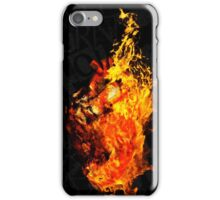 I Will Burn the HEART Out of You iPhone Case/Skin
