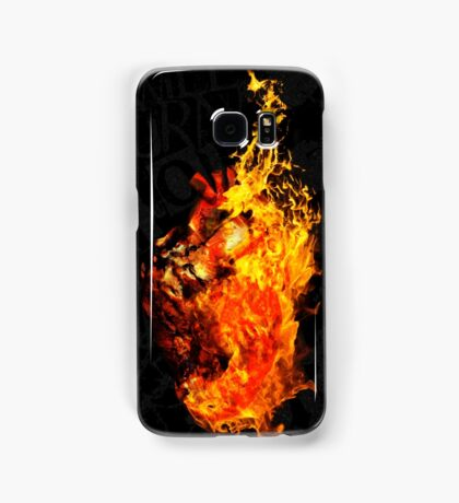 I Will Burn the HEART Out of You Samsung Galaxy Case/Skin