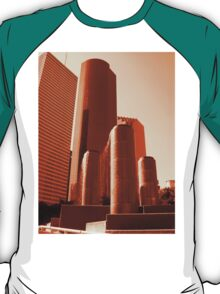 Tranquility Park, Houston Texas T-Shirt