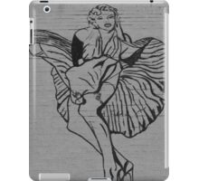 Marlin in Brick iPad Case/Skin