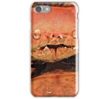 Whoever Wants To Eat Me - I'll Give Him a Hard Time! iPhone Case/Skin