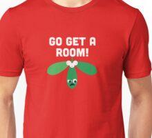 Christmas Character Building - You make me feel warm inside Unisex T-Shirt