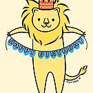 Happy Birthday Lion by zoel