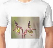~ Small Duck Orchid ~ Unisex T-Shirt
