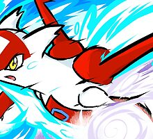 Latias | Mist Ball by ishmam