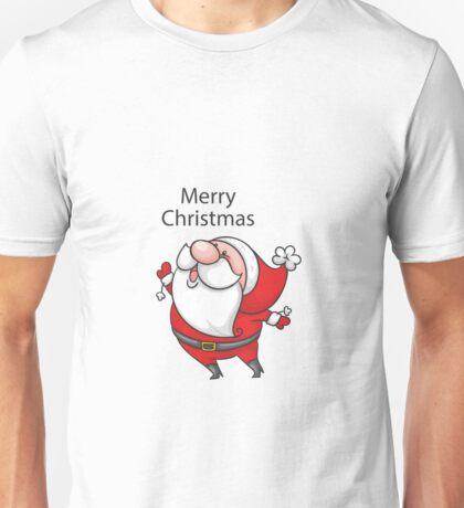 Christmas Oldman Unisex T-Shirt