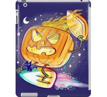 Great Pumpkin Rider iPad Case/Skin