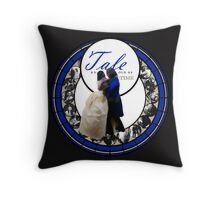 Tale as Old as Time. Throw Pillow