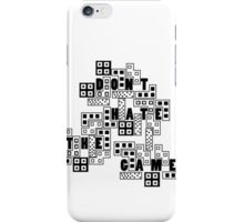 don't hate the game iPhone Case/Skin