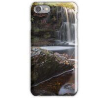 East Gill Waterfall  iPhone Case/Skin