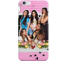 Fifth Harmony Texture W/O Text. iPhone Case/Skin