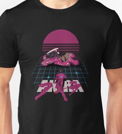 Neo-Tokyo Akira Synthwave Unisex T-Shirt
