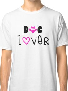 Dog Lover, Dogs Classic T-Shirt
