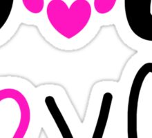 Dog Lover, Dogs Sticker