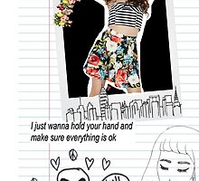 Camila Scribbles!  by foreverbands