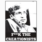 F**k The Creationists by artpirate