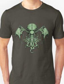 Cthulhu-Sumi (colour version) Unisex T-Shirt