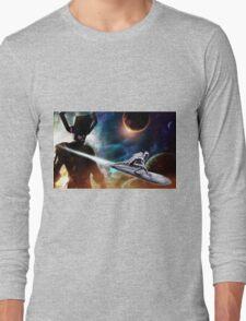 Sliver Surfer Long Sleeve T-Shirt