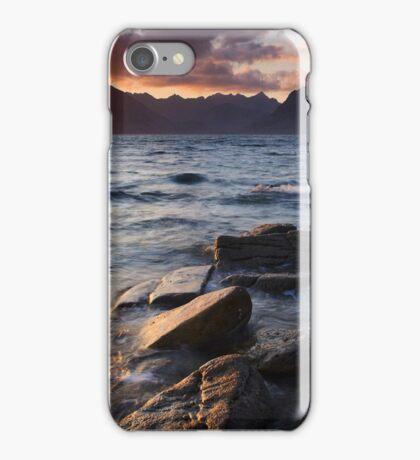 Black Cuillins iPhone Case/Skin