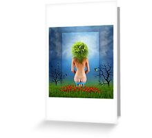 It`s a New Day Today Greeting Card