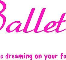 Ballet, Dance, Dancing, Dancer by Nicnak85