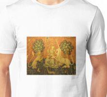 Lady and the unicorn Unisex T-Shirt