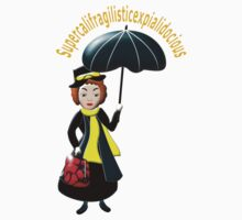 Mary Poppins T-shirt & leggings Kids Clothes