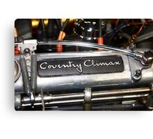 Coventry Climax Canvas Print