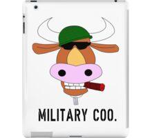 Military Coo iPad Case/Skin