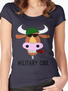 Military Coo Women's Fitted Scoop T-Shirt