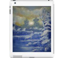 Twilight Snow iPad Case/Skin