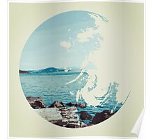 Ocean & Earth Poster
