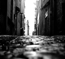 """Presenting: """"The Alley"""" by MrAnthonyPrice"""