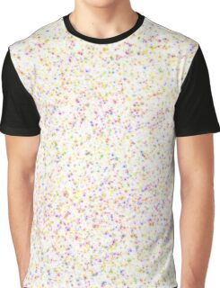 Confetti Graphic T-Shirt