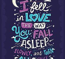 Fell in Love by Risa Rodil