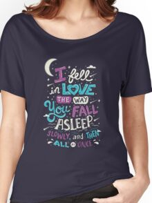 Fell in Love Women's Relaxed Fit T-Shirt