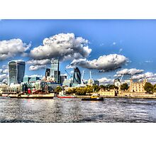 London View Photographic Print