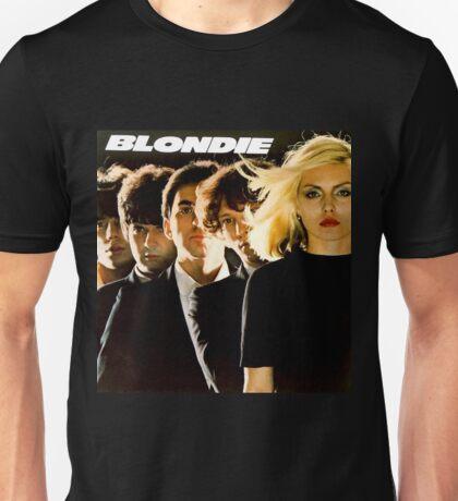 Blondie tour 2017 Unisex T-Shirt