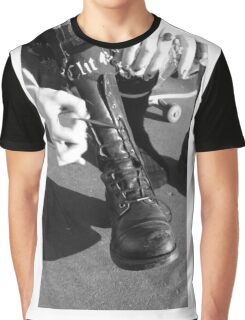 These boots were made for... Graphic T-Shirt