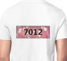 running man 7012  Unisex T-Shirt