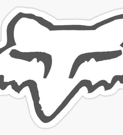 Fox racing Sticker